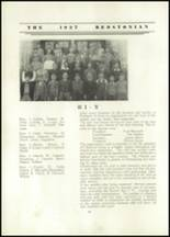 1937 Redstone Township High School Yearbook Page 48 & 49