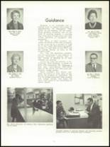 1966 Kecoughtan High School Yearbook Page 16 & 17