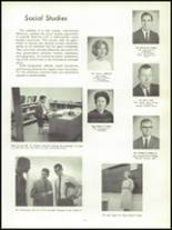1966 Kecoughtan High School Yearbook Page 22 & 23