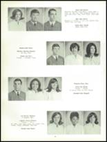 1966 Kecoughtan High School Yearbook Page 54 & 55