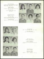 1966 Kecoughtan High School Yearbook Page 56 & 57