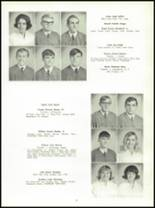 1966 Kecoughtan High School Yearbook Page 62 & 63