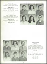1966 Kecoughtan High School Yearbook Page 70 & 71
