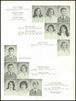 1966 Kecoughtan High School Yearbook Page 72 & 73