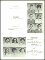 1966 Kecoughtan High School Yearbook Page 74 & 75
