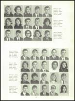 1966 Kecoughtan High School Yearbook Page 104 & 105