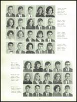 1966 Kecoughtan High School Yearbook Page 106 & 107
