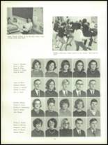1966 Kecoughtan High School Yearbook Page 108 & 109