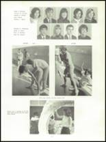 1966 Kecoughtan High School Yearbook Page 114 & 115