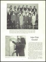 1966 Kecoughtan High School Yearbook Page 136 & 137