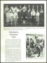 1966 Kecoughtan High School Yearbook Page 154 & 155