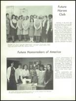 1966 Kecoughtan High School Yearbook Page 156 & 157