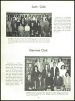 1966 Kecoughtan High School Yearbook Page 160 & 161