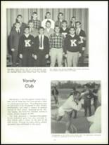 1966 Kecoughtan High School Yearbook Page 164 & 165
