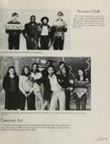 1980 Lafayette High School Yearbook Page 100 & 101