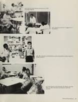 1980 Lafayette High School Yearbook Page 116 & 117