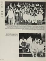 1980 Lafayette High School Yearbook Page 124 & 125