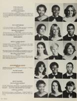 1980 Lafayette High School Yearbook Page 128 & 129