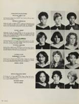 1980 Lafayette High School Yearbook Page 142 & 143