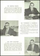 1965 Albion High School Yearbook Page 10 & 11