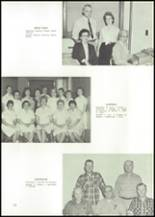 1965 Albion High School Yearbook Page 14 & 15