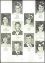 1965 Albion High School Yearbook Page 20 & 21