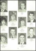 1965 Albion High School Yearbook Page 22 & 23