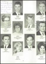 1965 Albion High School Yearbook Page 24 & 25