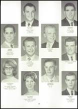 1965 Albion High School Yearbook Page 32 & 33