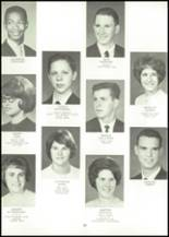 1965 Albion High School Yearbook Page 34 & 35