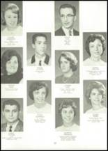 1965 Albion High School Yearbook Page 36 & 37