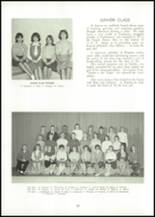 1965 Albion High School Yearbook Page 42 & 43