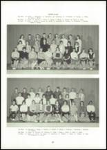 1965 Albion High School Yearbook Page 44 & 45
