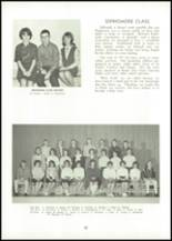 1965 Albion High School Yearbook Page 46 & 47