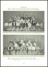1965 Albion High School Yearbook Page 48 & 49