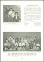 1965 Albion High School Yearbook Page 50 & 51