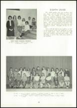 1965 Albion High School Yearbook Page 54 & 55