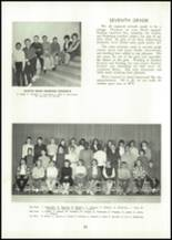 1965 Albion High School Yearbook Page 58 & 59