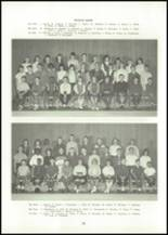 1965 Albion High School Yearbook Page 60 & 61