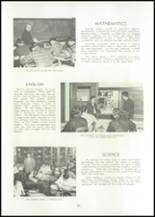 1965 Albion High School Yearbook Page 64 & 65