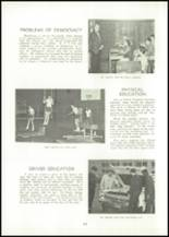 1965 Albion High School Yearbook Page 68 & 69