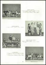 1965 Albion High School Yearbook Page 72 & 73