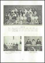1965 Albion High School Yearbook Page 74 & 75