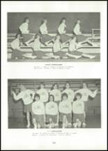 1965 Albion High School Yearbook Page 108 & 109