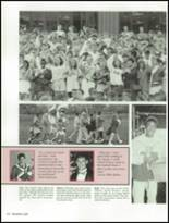 1992 Dublin High School Yearbook Page 16 & 17