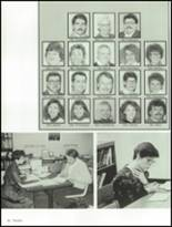 1992 Dublin High School Yearbook Page 36 & 37