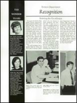 1992 Dublin High School Yearbook Page 38 & 39