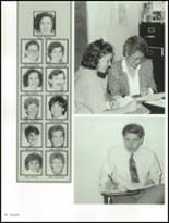 1992 Dublin High School Yearbook Page 42 & 43