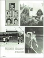 1992 Dublin High School Yearbook Page 50 & 51