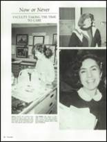 1992 Dublin High School Yearbook Page 54 & 55